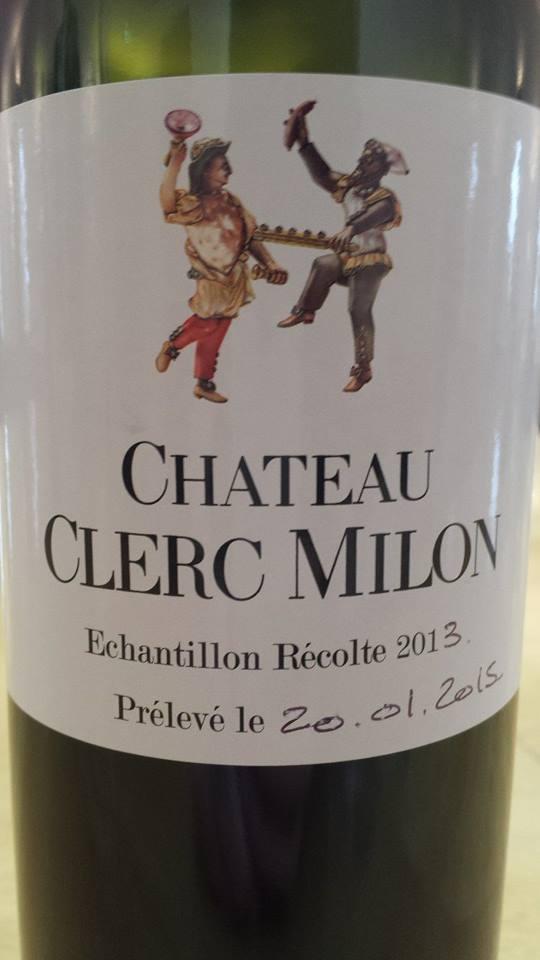 Château Clerc Milon 2013 – Pauillac – 5ème Grand Cru Classé