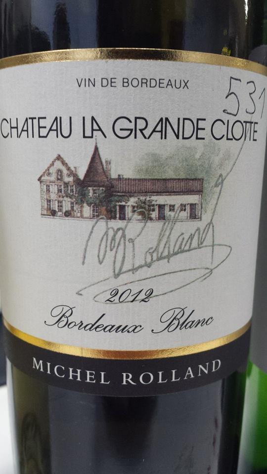 Château La Grande Clotte 2012 – Bordeaux