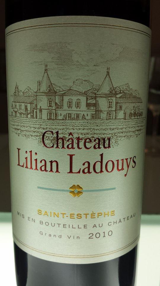 Château Lilian Ladouys 2010 – Saint-Estèphe