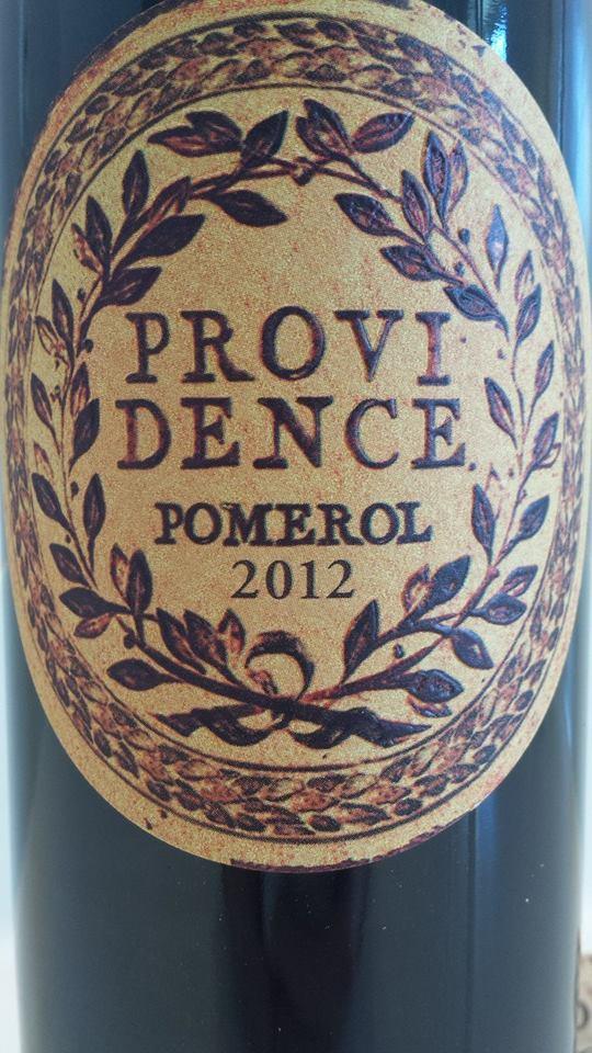 Château Providence 2012 – Pomerol