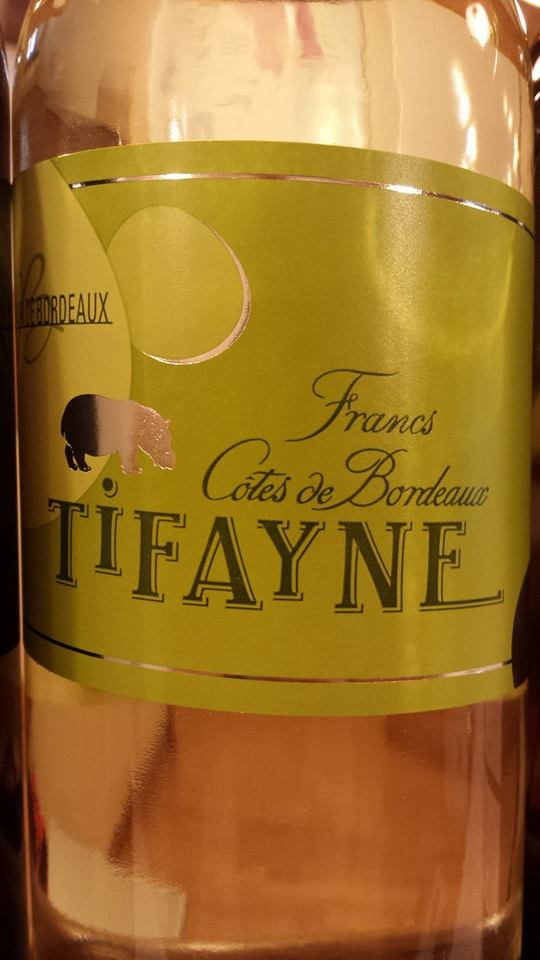 Château Tifayne 2013 – Francs Côtes-de-Bordeaux