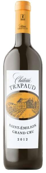 Château Trapaud 2012 – Saint-Emilion Grand Cru