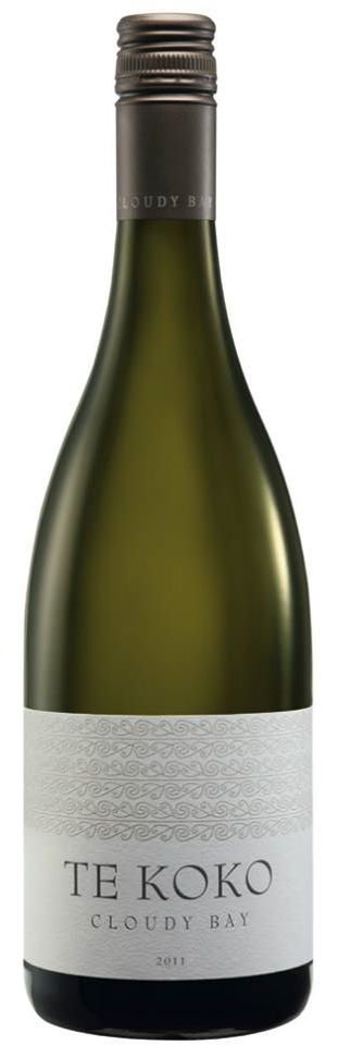 Cloudy Bay Winery – Te koko 2011 – Marlborough