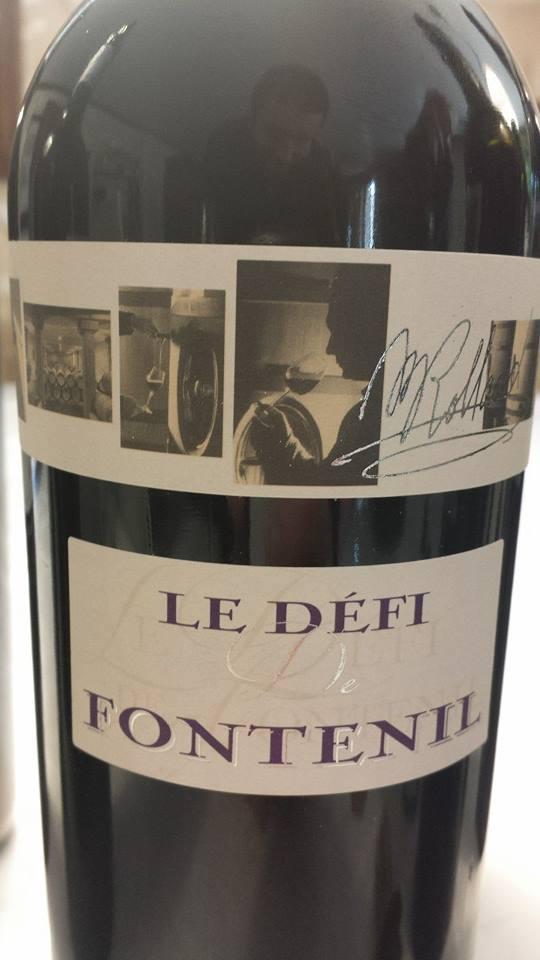 Le défi de Fontenil 2005 – Vin de Table de France