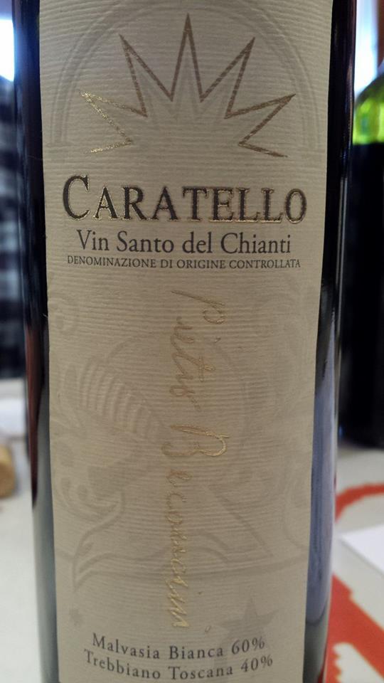 Pietro Beconcini – Caratello 2006 – Vin Santo del Chianti
