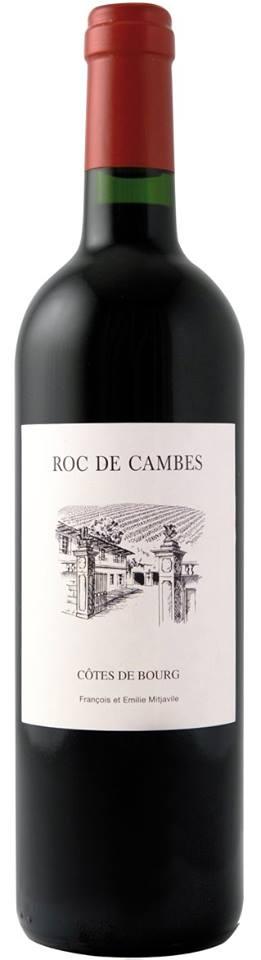 Roc de Cambes 2007 – Côtes de Bourg