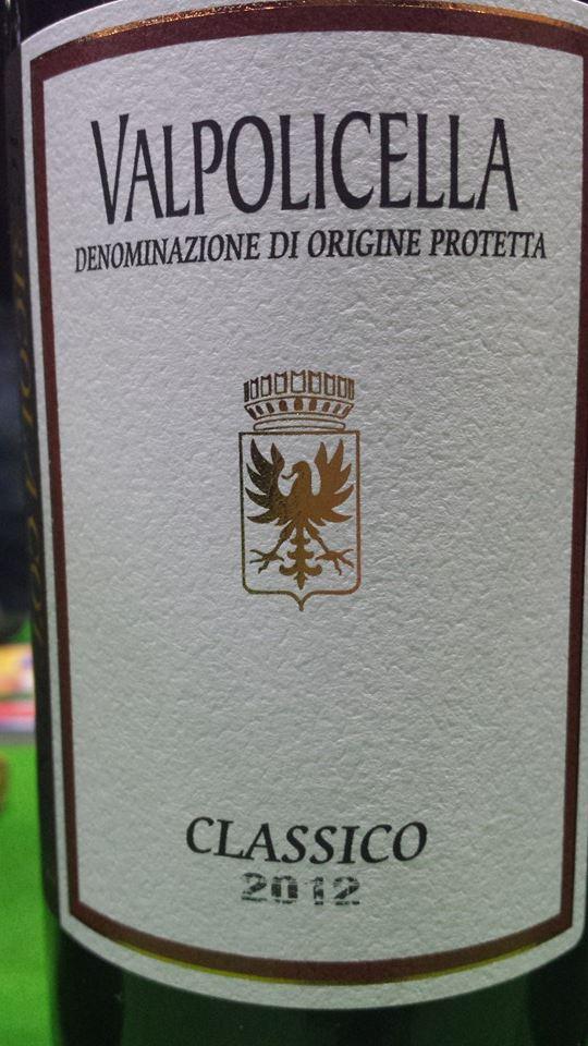 Agricola Cottini 2012 – Valpolicella Classico