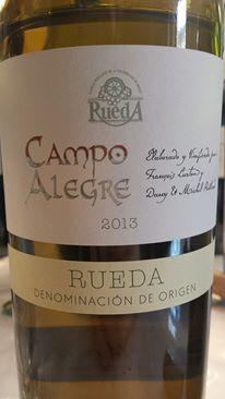 Campo Alegre 2013 – Rueda
