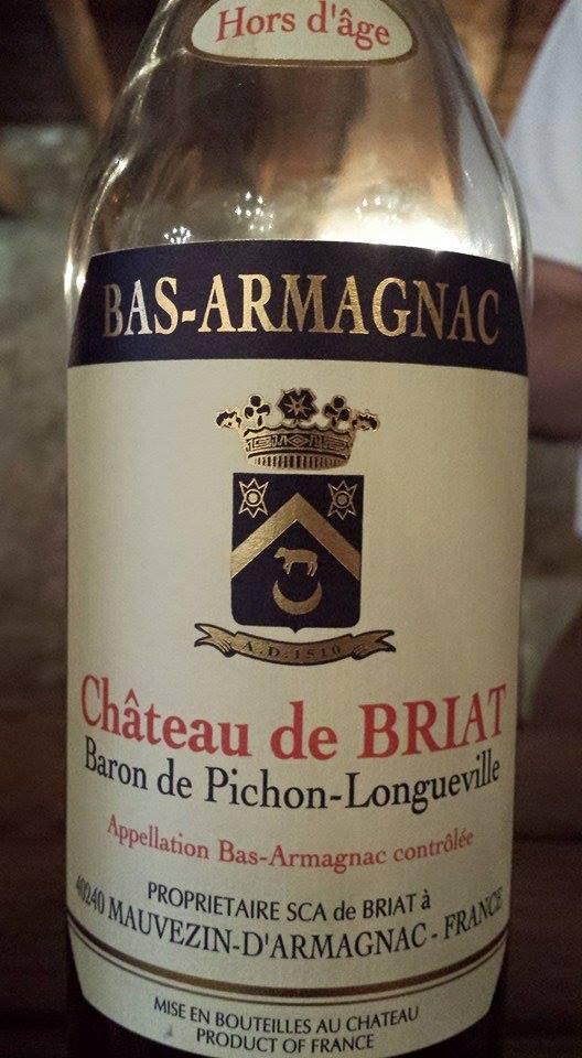 Château de Briat – Hors d'Âge – Bas-Armagnac