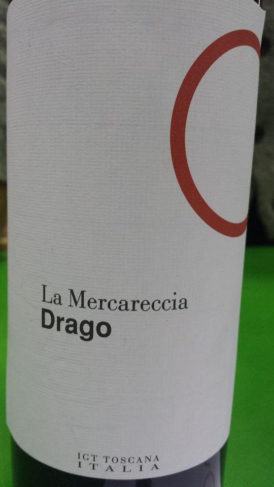La Mercareccia – Drago 2011 – Toscana IGT