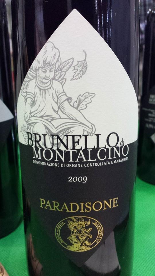 Paradisone 2009 – Brunello Di Montalcino