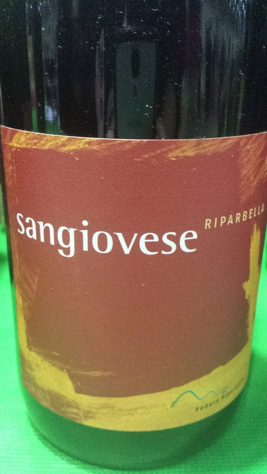 Podere Riparbella – Sangiovese 2011 – Maremma Toscana IGT