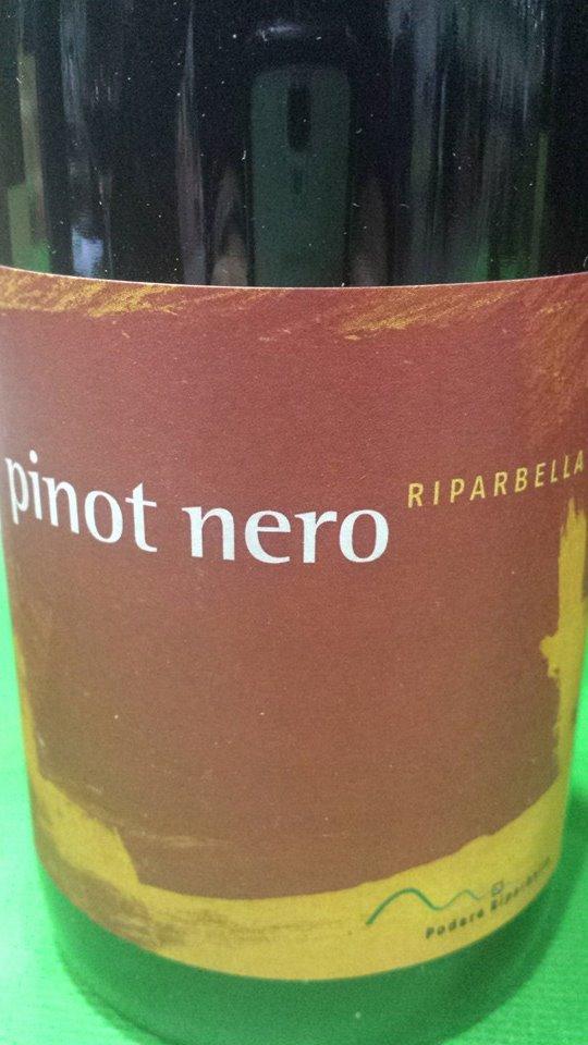 Podere Riparbella – Pinot Nero 2012 – Maremma Toscana IGT