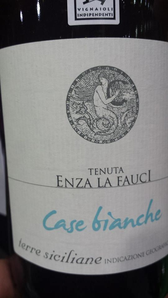 Tenuta Enza La Fauci – Case Bianche 2013 – Sicilia IGT