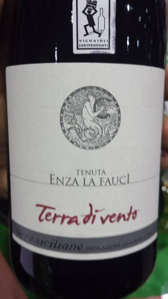 Tenuta Enza La Fauci – Terra di Vento 2012 – Terre Siciliane IGT