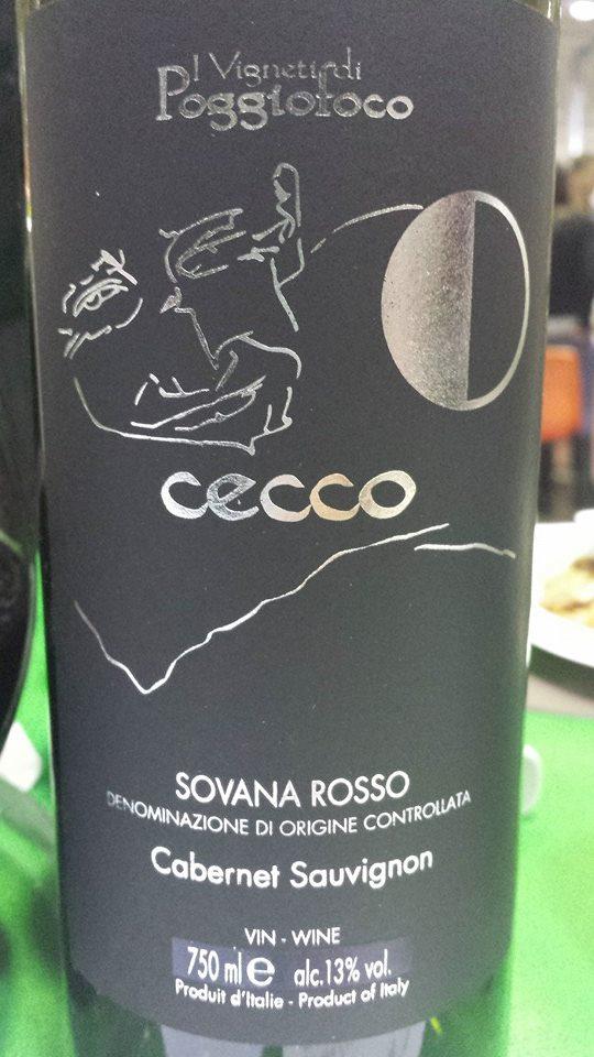 Vigneti di Poggiofoco – Cecco – Cabernet Sauvignon 2004 – Sovana Rosso DOC