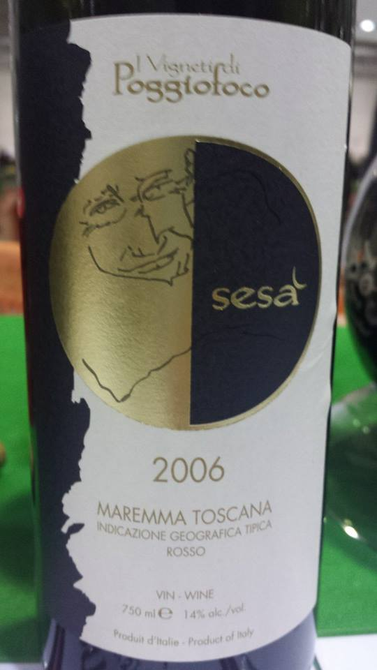 Vigneti di Poggiofoco – Sesa 2006 – Maremma Toscana IGT
