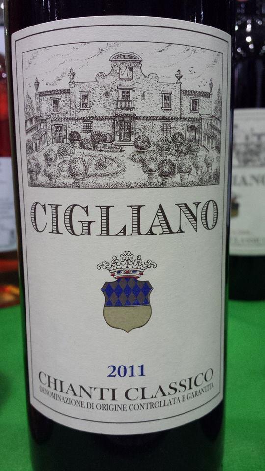 Villa Del Cigliano 2011 – Chianti Classico