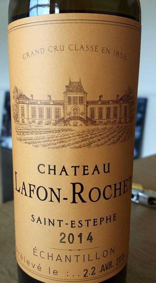 Château Lafon-Rochet 2014 – 4ème Grand Cru Classé à Saint-Estèphe