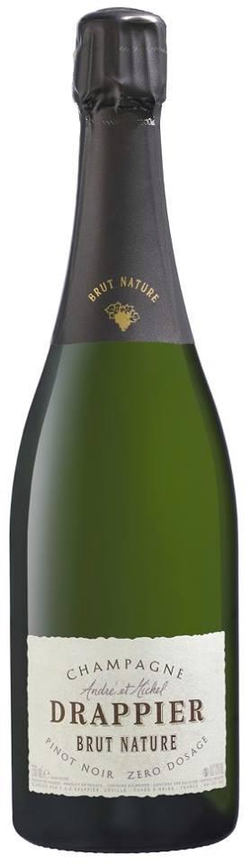 Champagne André et Michel Drappier – Brut Nature – Pinot Noir Zéro Dosage
