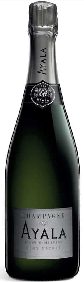 Champagne Ayala – Brut Nature