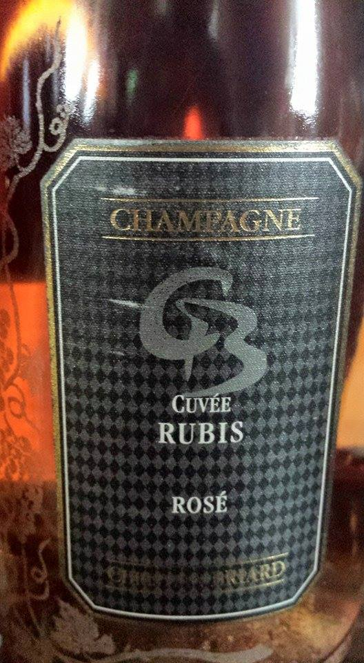 Champagne Christian Briard – Cuvée Rubis – Rosé – Brut