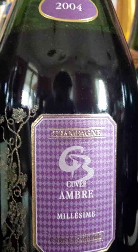 Champagne Christian Briard – Cuvée Ambre 2004 – Brut