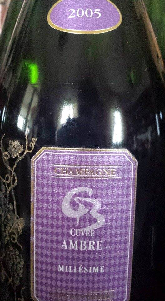 Champagne Christian Briard – Cuvée Ambre 2005 – Brut