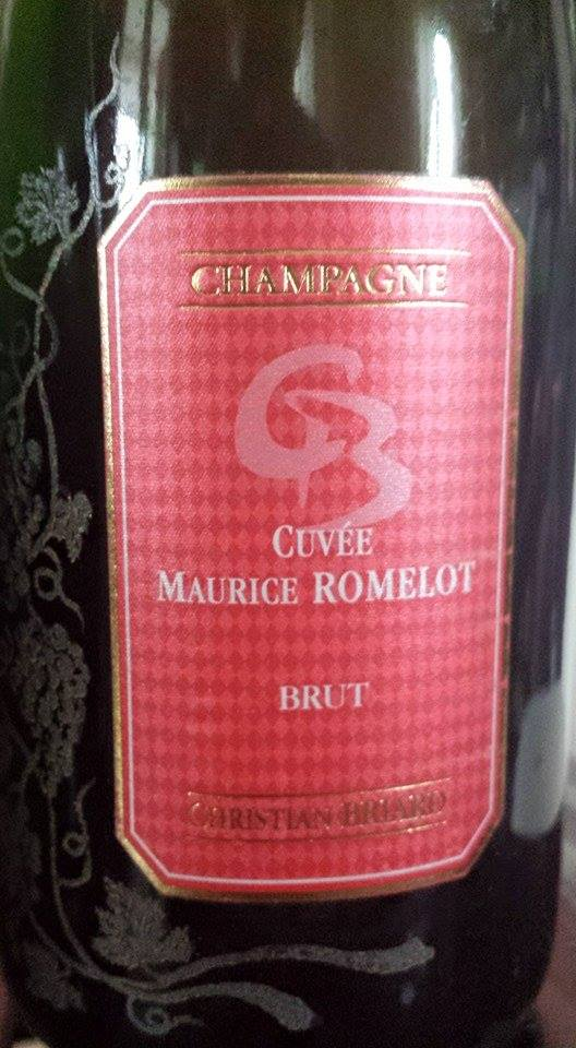 Champagne Christian Briard – Cuvée Maurice Romelot – Brut