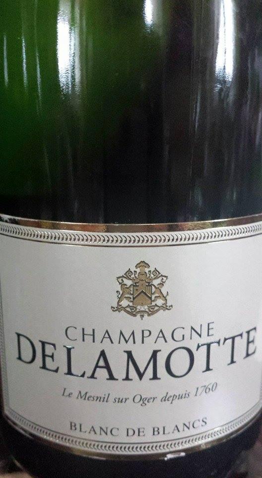 Champagne Delamotte – Blanc de blancs – Brut