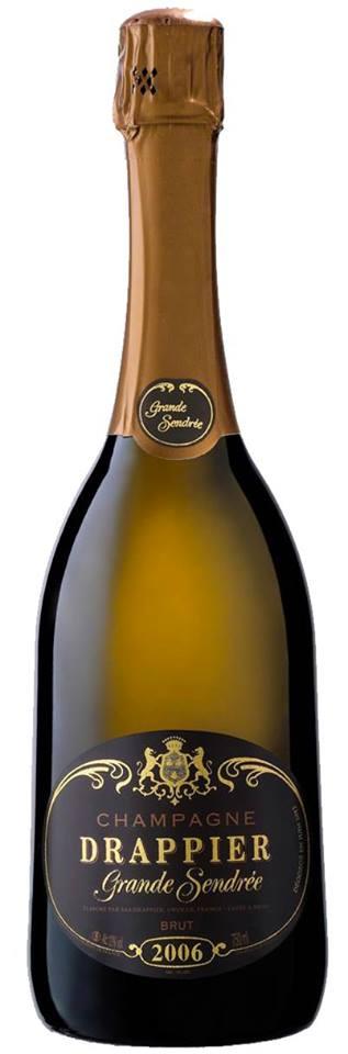Champagne Drappier – Cuvée Grande Sendrée 2006 – Brut