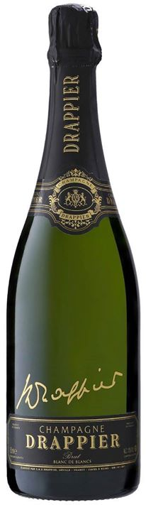 Champagne Drappier – Blanc de blancs – Signature – Brut