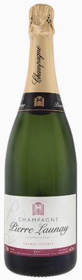 Champagne Pierre Launay – Grande Réserve – Brut