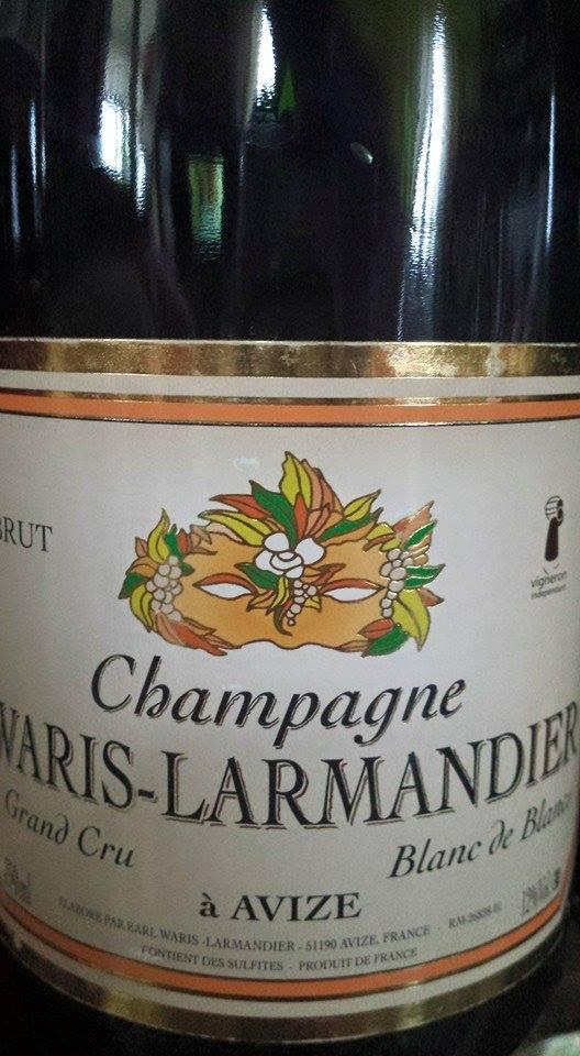 Champagne Waris-Larmandier – Blanc de blancs – Brut – Grand Cru