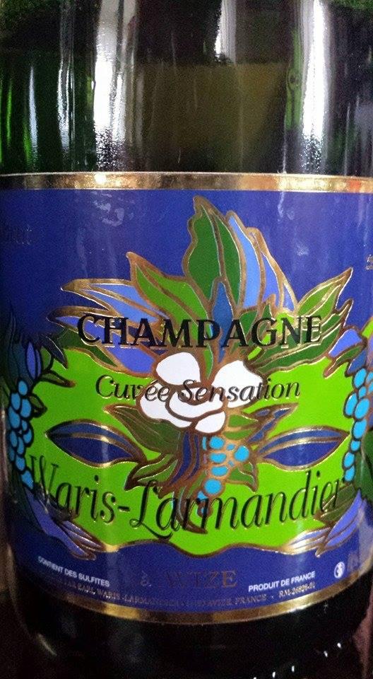 Champagne Waris-Larmandier – Cuvée Sensation – Brut