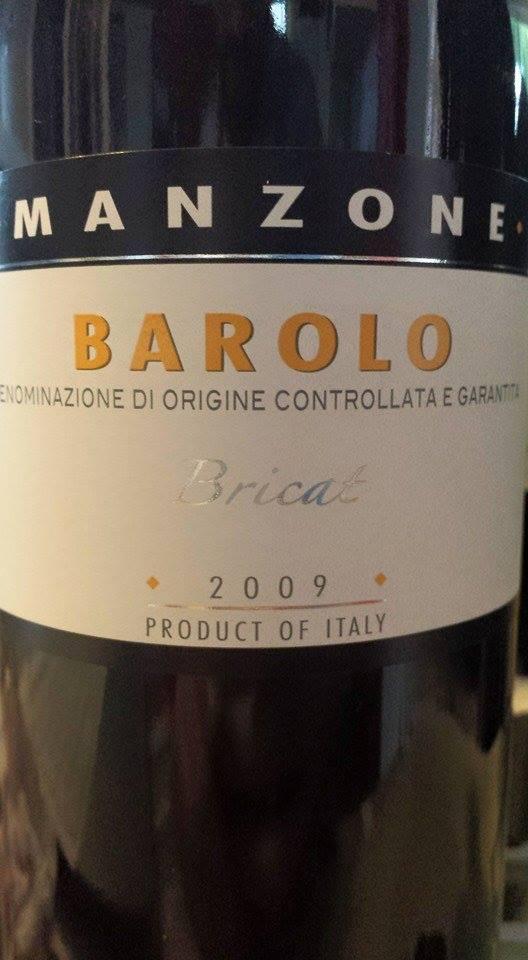 Giovanni Manzone – Bricat 2009 – Barolo