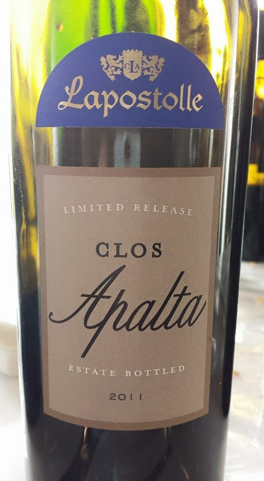 Lapostolle – Clos Apalta 2011 – Limited Release – Colchagua Valley