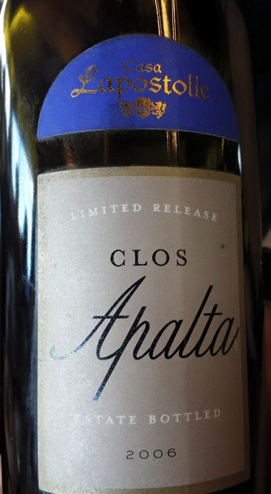 Lapostolle – Clos Apalta 2006 – Limited Release – Valle Colchagua