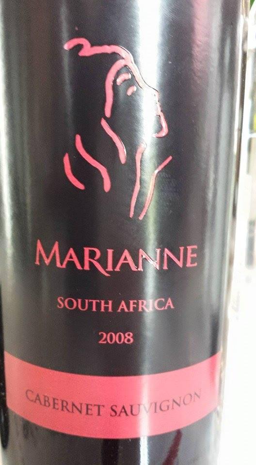 Marianne Estate – Cabernet Sauvignon 2008 – Stellenbosch – South Africa