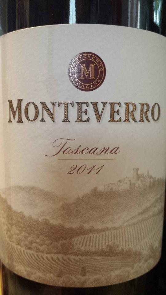 Monteverro 2011 – Toscana IGT