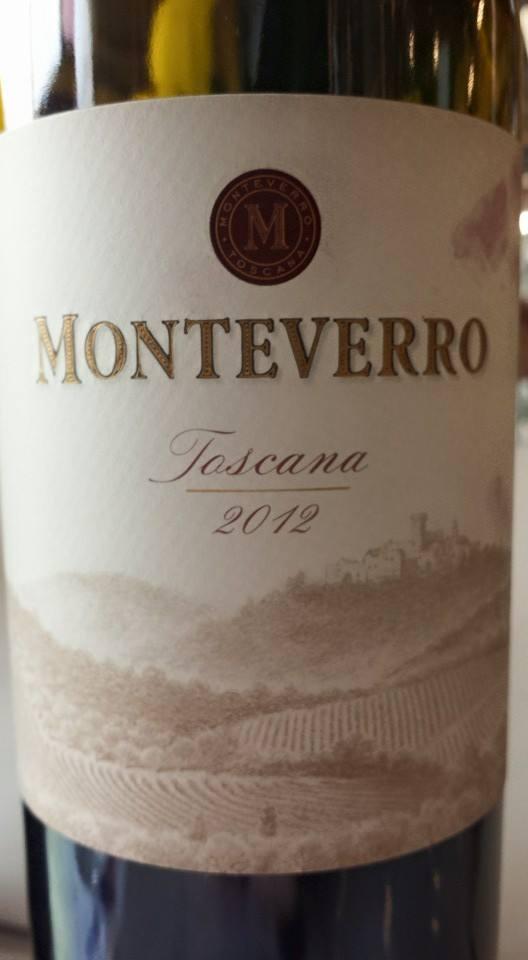 Monteverro 2012 – Toscana