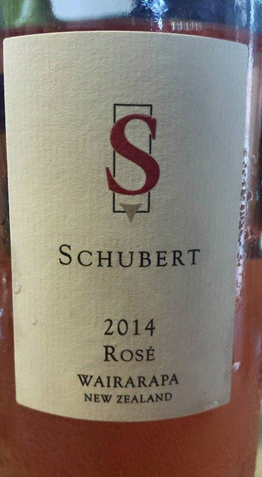 Schubert – Rosé 2014 – Wairarapa