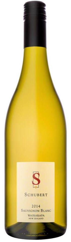 Schubert – Sauvignon Blanc 2014 – Wairarapa