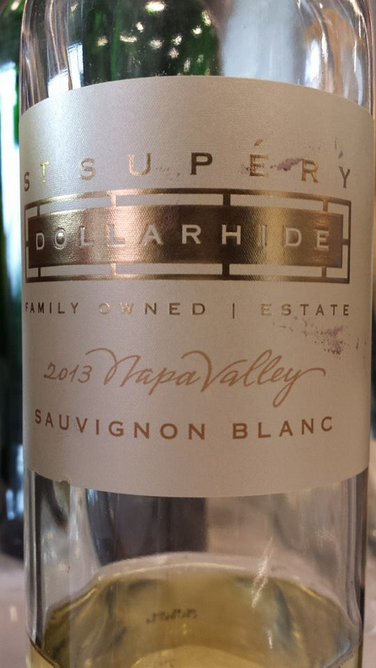 St Supéry Dollarhide – Sauvignon Blanc 2013 – Napa Valley