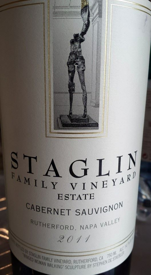 Staglin Family Vineyard Estate – Cabernet Sauvignon 2011 – Napa Valley