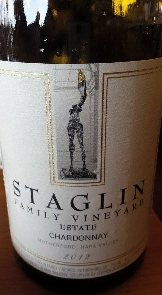 Staglin Family Vineyard Estate – Chardonnay 2012 – Napa Valley