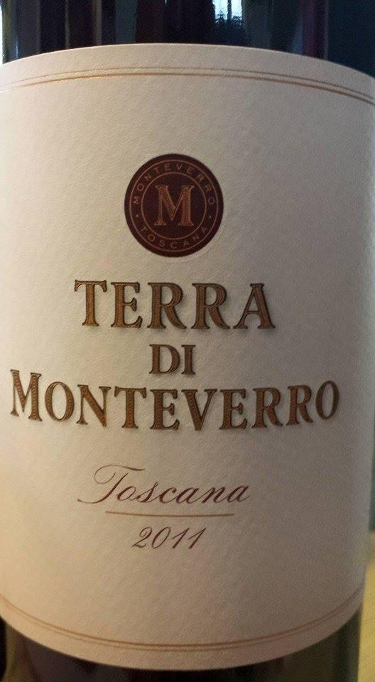Terra di Monteverro 2011 – Toscana