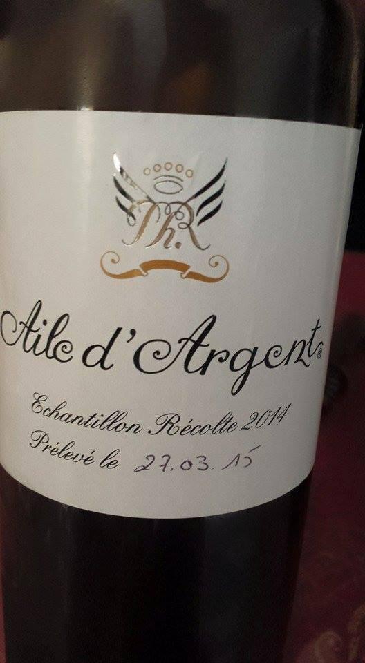 Aile d'Argent – Château Mouton Rothschild 2014 – Bordeaux
