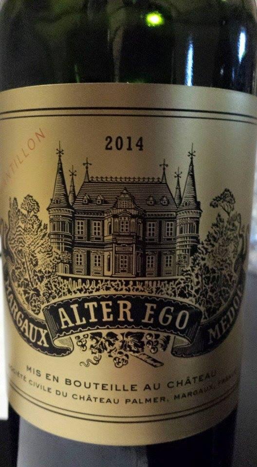 Alter Ego de Château Palmer 2014 – Margaux