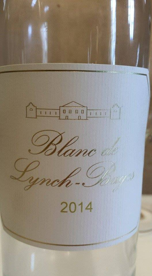 Blanc de Lynch Bages 2014 – Bordeaux